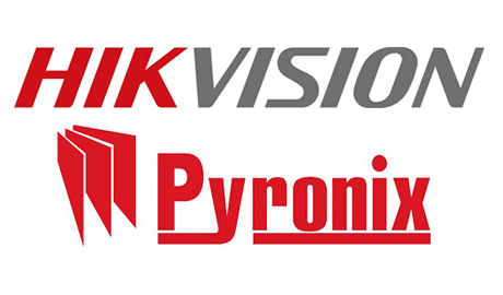 entry sysetms by hikvision and pyronix